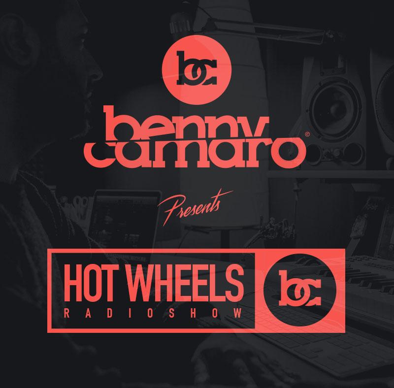 Benny Camaro – Hot Wheels